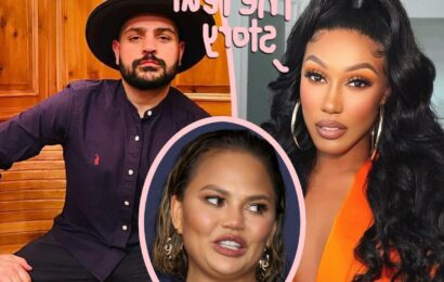 Designer Maxie James Says Michael Costello DID Call Her The N-Word After He Accuses Chrissy Teigen Of Bullying!