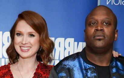 Ellie Kemper's Co-Star Tituss Burgess Responds to Her Ball Apology