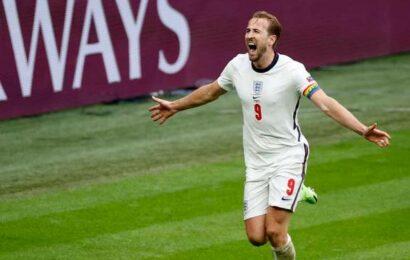 England beats Germany 2-0 to move into Euro last eight
