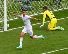 Euro 2020: Five scintillating strikes of Round 1