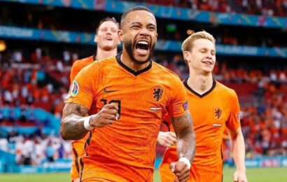 Euro 2020: Memphis Depay has been hit and miss so far for Netherlands