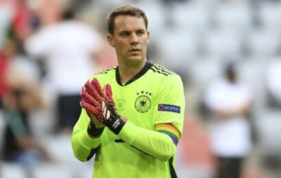 Euro 2020: Munich wants rainbow-colored stadium for Germany-Hungary clash