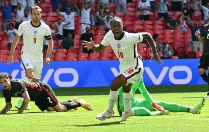 Euro 2020: No panic in England camp ahead of final group match, says Sterling