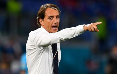 Euro 2020: Roberto Mancini stands out for Italy amidst plethora of talents