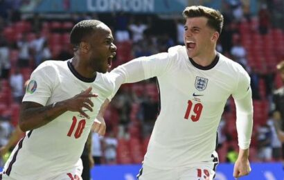 Euro 2020   Sterling gives England opening win over Croatia