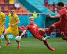 Euro 2020: Ukraine boost knockout hopes with 2-1 win over North Macedonia