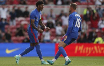 Euro warm-up: England, Belgium register wins