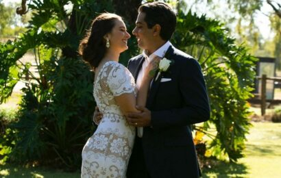 Evelyn Sharma shares first photo as she marries boyfriend Tushaan Bhindi: 'Forever'