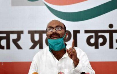 Farmers pushed to brink of penury, alleges Uttar Pradesh Congress chief