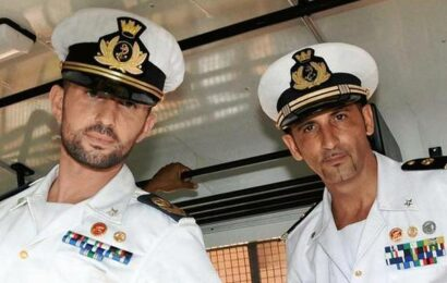 Fishermen killing: SC orders closure of court proceedings in India against two Italian marines