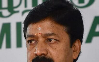Former Minister alleges conspiracy to scuttle formation of Jayalalithaa University