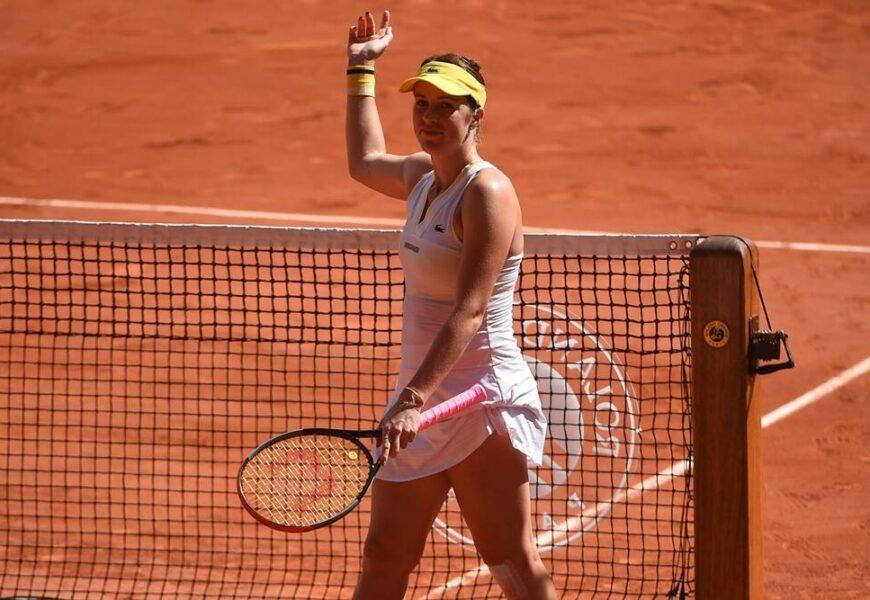 French Open 2021: Pavlyuchenkova advances to first major final in Paris