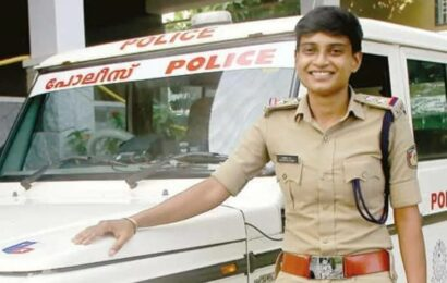 From selling lemonade to joining the police force: Kerala woman who won against all odds
