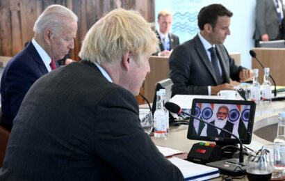 G-7: PM calls for open vaccine chains, 'one world, one health'