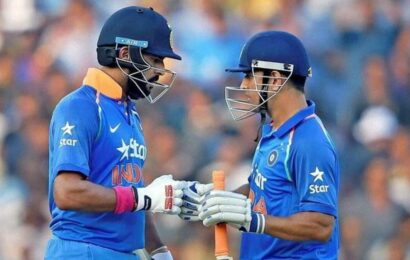 I expected to be India captain in 2007 before MS Dhoni was named: Yuvraj Singh