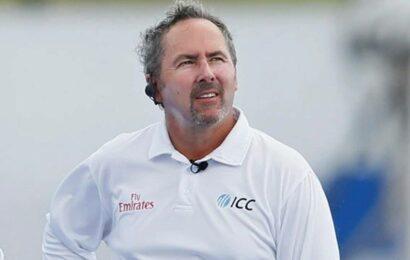 ICC World Test Championship Final: Match officials revealed
