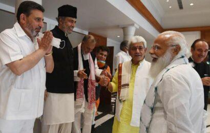 In key political meet, J&K leaders demand restoration of statehood, PM focuses on delimitation, polls