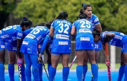 India name eight debutants in women's hockey squad for Tokyo Olympics