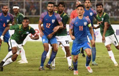 India vs Bangladesh Football Live Score, FIFA World Cup 2022 Qualifiers: Doha awaits