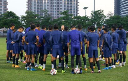 India vs Qatar FIFA World Cup Qualifiers Live Streaming: When and where to watch IND vs QAT