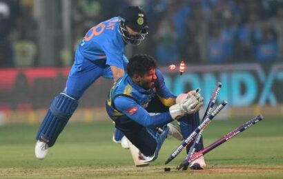 India's limited-overs tour of Sri Lanka to be played between July 13 and 25