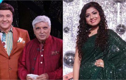 Indian Idol 12: Javed Akhtar and Anu Malik compose a song for Arunita Kanjilal
