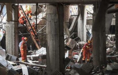 Investigation begun into China gas explosion as toll touches 25