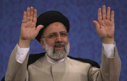 Iran's hard-line President-elect says he wouldn't meet Joe Biden