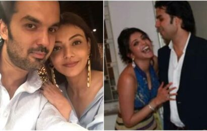 Kajal Aggarwal's husband Gautam Kitchlu relives 'happy memories' in 30 pictures, actor says 'I love such public declarations'