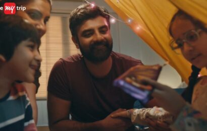 Kids urge adults to #MakeTheTrip to vaccine centres in MakeMyTrip's latest film!