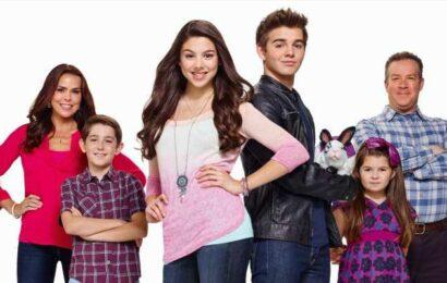 Kira Kosarin, Jack Griffo & Addison Riecke Have 'Thundermans' Family Reuinion!