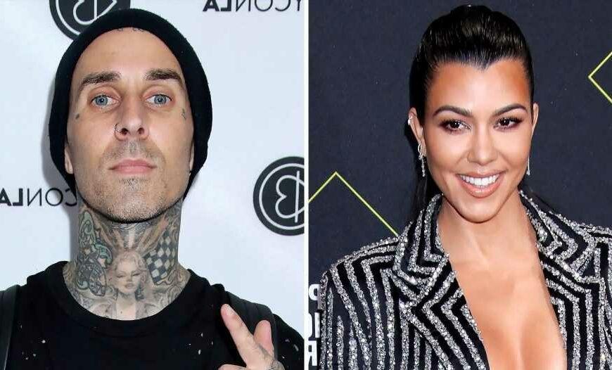 Kourtney Kardashian and Travis Barker Engagement Could Be Around the Corner