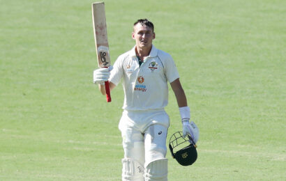 Labuschagne will make a 'great' captain, says Paine