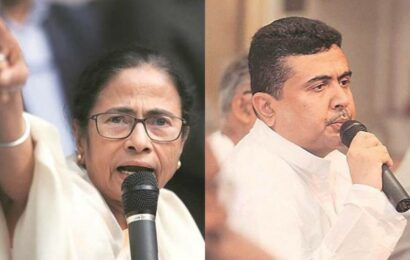 Mamata's counsel seeks reassignment of election petition against Suvendu to another bench