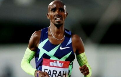 Mo Farah missing Olympics after failing to qualify in 10K