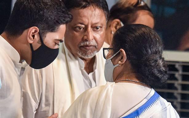 Mukul Roy returns to Trinamool Congress