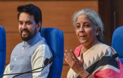 Nirmala Sitharaman unveils new COVID recovery package, expands credit relief