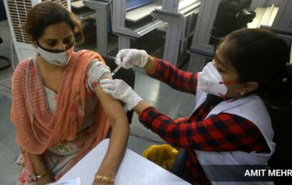 Open vaccine centres at Delhi govt-funded colleges: AAP's teacher and student wings