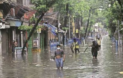 Orange alert in 3 districts: Rains continue to lash Bengal, Met says expect more till June 20