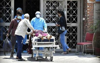 Parents of infected children may be allowed inside hospital