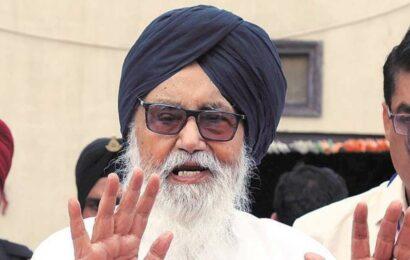 Post-sacrilege firing case: New SIT summons ex-CM Badal