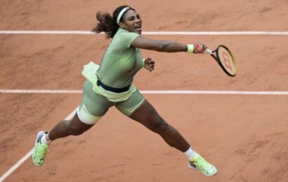 Practice makes perfect: Serena Williams' serve leads to win in Paris