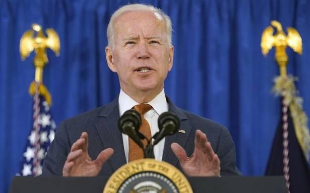 President Joe Biden says jobs report bolsters case for government spending
