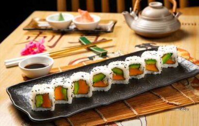 Quick and Easy Sushi Recipes