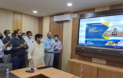 Rajasthan govt launches online scholarship portal for students of Classes 1-12