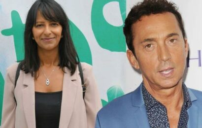 Ranvir Singh replies toStrictly'sBruno Tonioli 7 MONTHS late after awkward realisation