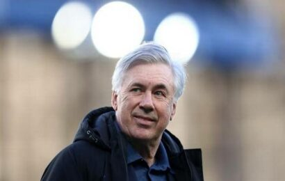 Real Madrid hires Carlo Ancelotti as coach to replace Zidane