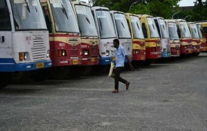 Retrenched empanelled bus crew of KSRTC in dire straits in Kerala