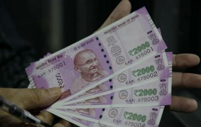 Rupee inches 1 paisa higher to close at 74.19 against U.S. dollar