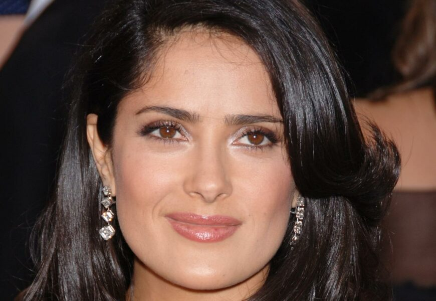 Salma Hayek Opens Up About Her Struggle To Lose Weight After House Of Gucci Role
